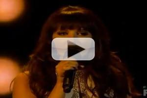 VIDEO: POTTER WATCH: Rachel Triumphs on First Live X FACTOR Show!