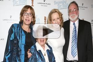BWW TV: Chatting with the BECOMING DR. RUTH Team on Opening Night