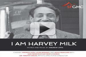 AUDIO: Andrew Lippa Performs 'You Are Here' from I AM HARVEY MILK's Cast Recording