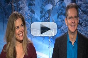 BWW TV Exclusive: Get FROZEN! Behind the Scenes of Disney's Animated Movie Musical with Directors Jennifer Lee & Chris Buck