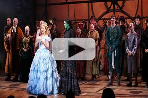 BWW TV: WICKED's Leading Ladies Give Special Curtain Call Speech at 10th Anniversary Performance!