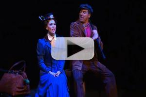 STAGE TUBE: Highlights from MARY POPPINS at the Marriott Theatre - Summer Naomi Smart and More!