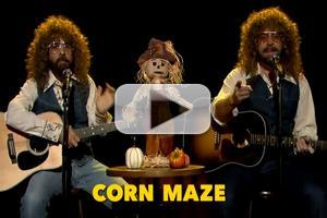 VIDEO: 'Tux's Jimmy Fallon & Jason Schwartzman Perform 'Mr Scarecrow' on FALLON
