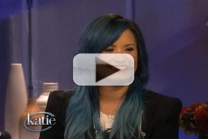 VIDEO: Demi Lovato Answers Fan Tweets on KATIE