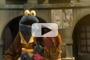 STAGE TUBE: Cookie Monster Gives LES MISERABLES a Makeover on Sesame Street
