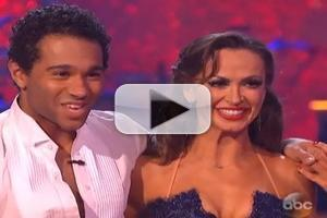 VIDEO: Corbin Bleu Masters Argentine Tango on DANCING WITH THE STARS