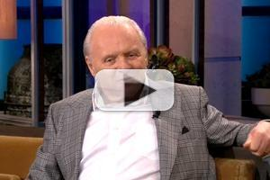 VIDEO: Anthony Hopkins Talks 'Breaking Bad' Obsession & Thor Film on LENO