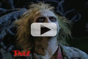 VIDEO: Michael Keaton Says BEETLEJUICE II Is a Go!