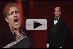 STAGE TUBE: Marc Kudisch Gets Murderous Advice in Musical Parody of THE SHINING- REDRUM