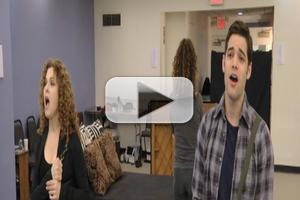 BWW TV: Bernadette Peters, Jeremy Jordan, Norm Lewis & More Sing Sondheim in Encores! A BED AND A CHAIR; Watch Sneak Peek!