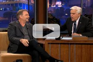 VIDEO: Bill Engvall Talks DANCING WITH THE STARS on 'Leno'