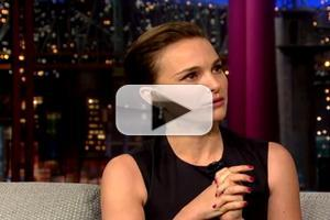 VIDEO: Natalie Portman Chats THOR: THE DARK WORLD on Letterman