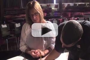 STAGE TUBE: ENTRANCES, EXITS, AND EVERYTHING IN BETWEEN with Patti LuPone- Episode 6
