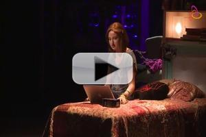 STAGE TUBE: Veronica Dunne Performing 'Blue Hair' in CTG's THE BLACK SUITS