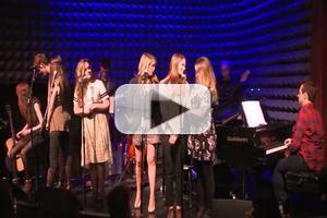 MEGA STAGE TUBE: Grace McLean, Zoe Sarnak & Kacie Sheik Play Joe's Pub