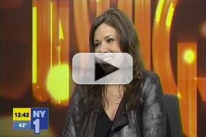STAGE TUBE: JANIS JOPLIN's Mary Bridget Davies Visits NY1