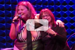STAGE TUBE: Bridget Everett and Patti LuPone Perform 'Me and Bobby McGee' at Joe's Pub