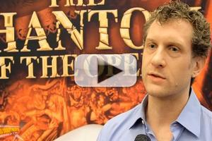 BWW TV Exclusive: Meet the Company of THE PHANTOM OF THE OPERA Tour- Mark Campbell