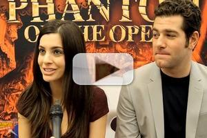 BWW TV Exclusive: Meet the Company of THE PHANTOM OF THE OPERA Tour- Julia Rose Udine & Ben Jacoby