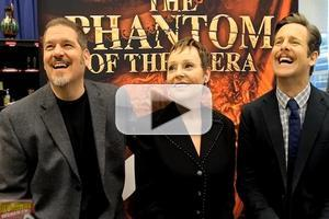 BWW TV Exclusive: Meet the Company of THE PHANTOM OF THE OPERA Tour- Craig Bennett, Linda Balgord & Edward Staudenmayer