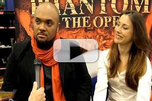 BWW TV Exclusive: Meet the Company of THE PHANTOM OF THE OPERA Tour- Jacquelynne Fontaine and Frank Viveros