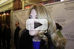 BWW TV: On the Red Carpet for TWELFTH NIGHT with Kathleen Marshall, Joan Rivers, Victoria Clark & More!