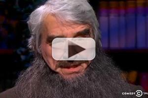 VIDEO: Sam Waterston is 'Eyewitness' to Tragic Benghazi Events on COLBERT