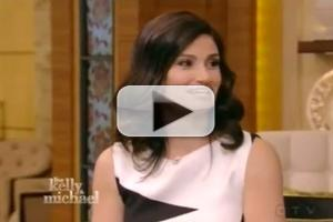 VIDEO: Idina Menzel Chats Disney's FROZEN on 'Live'