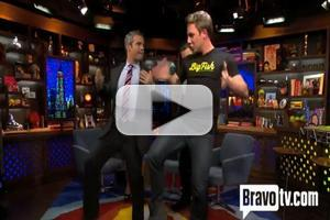 STAGE TUBE: Andy Cohen Does BIG FISH's Alabama Stomp on WATCH WHAT HAPPENS LIVE