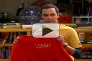 VIDEO: Sneak Peek - Tonight's Episode of CBS's THE BIG BANG THEORY