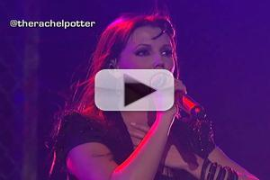 VIDEO: POTTER WATCH: Rachel Celebrates the '80's with Heart Classic 'Alone' on X FACTOR