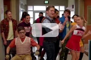 VIDEO: Sneak Peek - GLEE Cast Covers 'Blurred Lines' on Tonight's End of Twerk Episode