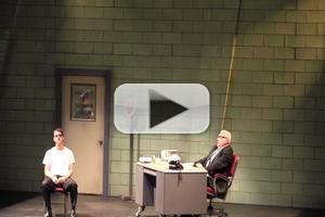 STAGE TUBE: First Look at Ben Williams and Ed Dixon in Highlights of OSWALD: THE ACTUAL INTERROGATION at Casa Manana