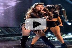 VIDEO: Selena Gomez, Fifth Harmony Perform on THE X FACTOR