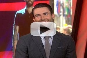 VIDEO: Adam Levine to Be Named People's Next 'Sexiest Man Alive'?