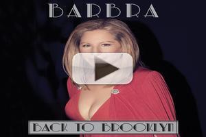 New Promo For Barbra Streisand's BACK TO BROOKLYN CD & DVD