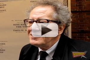 BWW TV: On the Red Carpet for RICHARD III with Geoffrey Rush, America Ferrera, Michael Mayer & More!