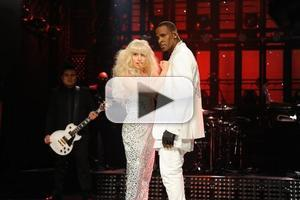VIDEO: Watch Lady Gaga Perform 'Do What U Want' ft R. Kelly on SNL