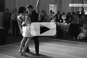 VIDEO: Couple Recreates Iconic DIRTY DANCING Scene at Wedding