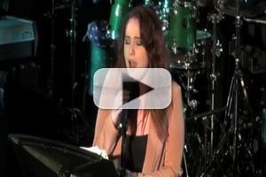 BWW TV Exclusive: CUTTING-EDGE COMPOSERS CORNER- Emma Hunton Sings Anna Dagmar's 'We Were Children'
