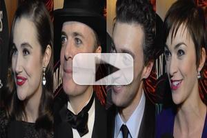 BWW TV: The D'Ysquith Family Takes Over Broadway- Inside Opening Night of A GENTLEMAN'S GUIDE TO LOVE AND MURDER