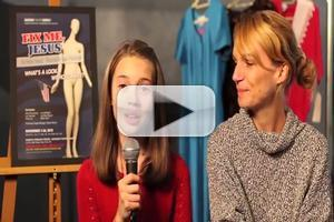 STAGE TUBE: Lori Gardner and Kate Froemmling Talk Abingdon's FIX ME, JESUS