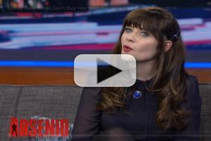 VIDEO: Zooey Deschanel Describes Her Style on ARSENIO
