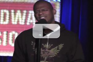 STAGE TUBE: MOTOWN's Ryan Shaw Performs 'I Can't Make You Love Me' at Broadway Sessions