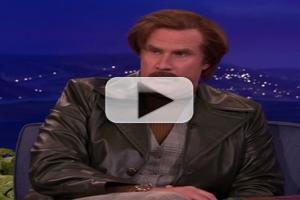 VIDEO: 'Anchorman 2's Ron Burgundy Sings Rob Ford's Campaign Song on CONAN