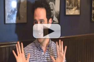 BWW TV Exclusive: Get FROZEN! Behind the Scenes of Disney's Animated Movie Musical with Santino Fontana