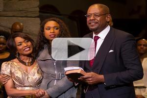 VIDEO: Sneak Peeks & Behind-the-Scenes of BLACK NATIVITY, Starring Jennifer Hudson