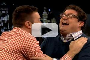 VIDEO: SNL's Taran Killam Surprises Bobby Moynihan on FALLON