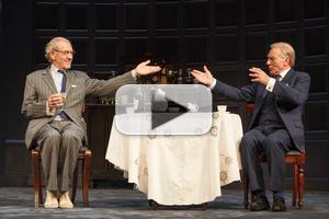 BWW TV: Ian McKellen and Patrick Stewart Star in WAITING FOR GODOT and NO MAN'S LAND - Highlights!