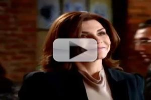 VIDEO: Sneak Peek - 'The Decision Tree' Episode of CBS's THE GOOD WIFE
